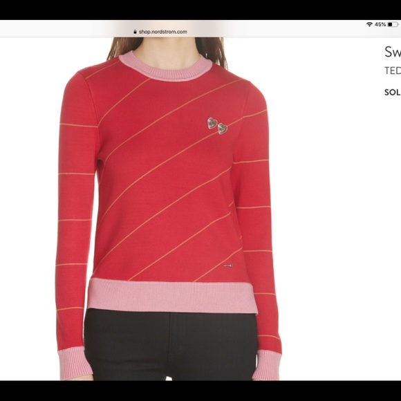 Ted Baker Sweaters - ISO Ted Baker Xavier Sweater Size 0/1